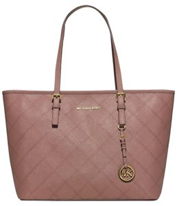 Michael Kors Tote in Dusty Rose