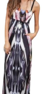 Multi Maxi Dress by Twelfth St. by Cynthia Vincent