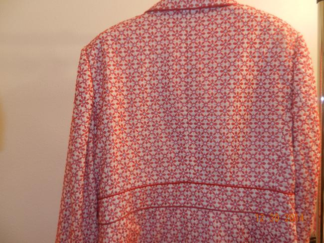 Talbots Talbots Red suit top