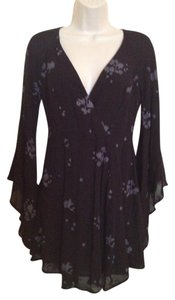 Free People short dress Black Combo on Tradesy