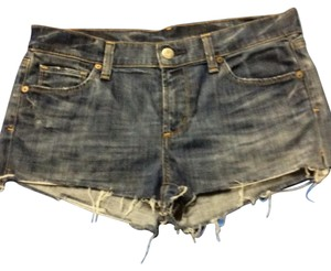 Citizens of Humanity Cut Off Shorts Denim