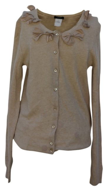 Item - J Amazing Collar Wool/Cashmere New with Tags Tan Sweater