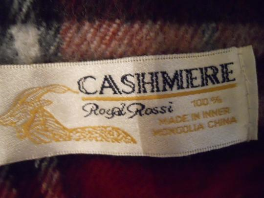 Royal Rossi Royal Rossie cashmere scarf Image 4