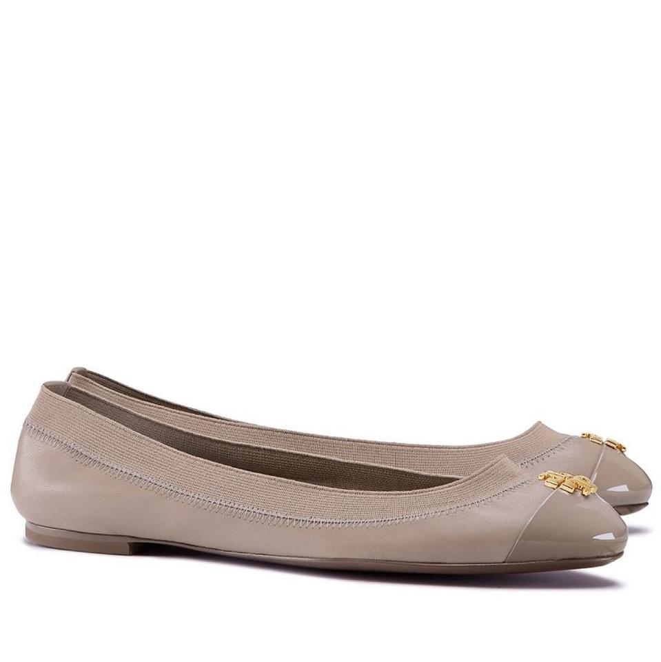 French Gray Jolie Ballet Flats