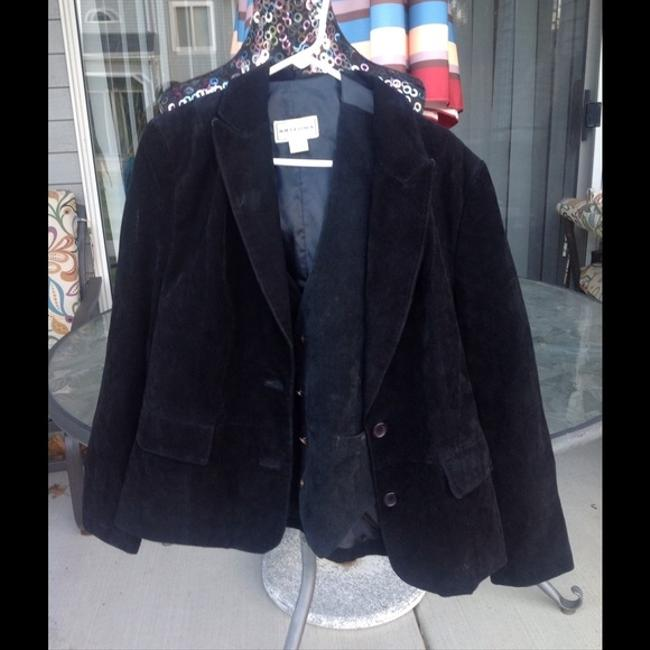 TOWER HILL BLACK Blazer