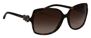 BVLGARI Bvlgari Womens Sunglasses Bv8120b 57mm Dark Havana 50413