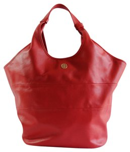 Tory Burch Tory Handbag Handbag Tote in Red