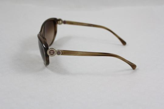 Chanel Chanel Boutin Button Collection Cateye Cat Eye Sunglasses