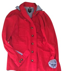Nordstrom Red Jacket