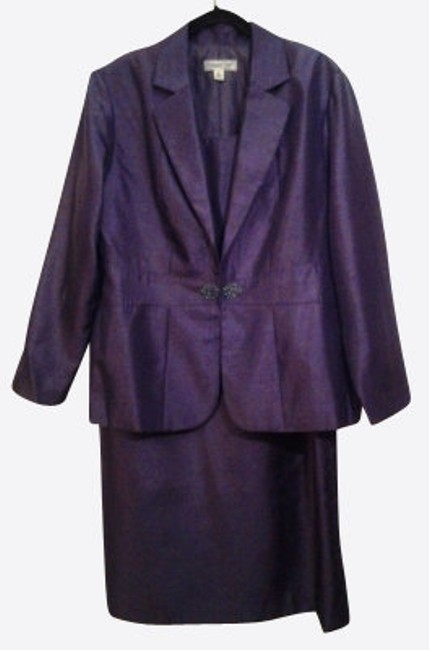 Preload https://item5.tradesy.com/images/coldwater-creek-purple-look-of-shantung-silk-above-knee-cocktail-dress-size-14-l-16039-0-0.jpg?width=400&height=650