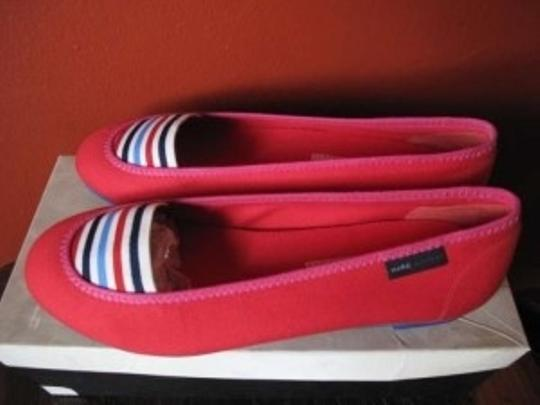Marc Jacobs Ballet Red Flats