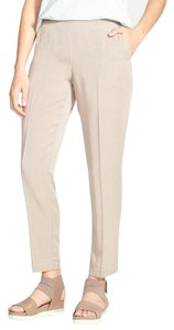 Eileen Fisher Straight Pants Limestone