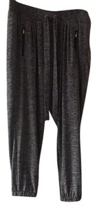 Gibson & Latimer Baggy Pants Black & White