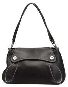 Cole Haan and Gucci Leather Thick New Hobo Bag
