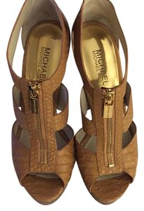 Michael Kors Tan Sandals