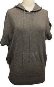 Only Mine Hooded Cashmere Casual Pocket Sweater