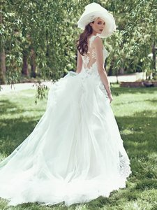 Maggie Sottero Jovi Train Wedding Dress