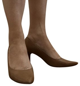 Cole Haan Tan Pumps
