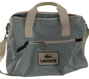 Lacoste Blue Travel Bag