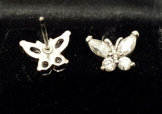 Other Crystal Butterfly-Posts-With Backs