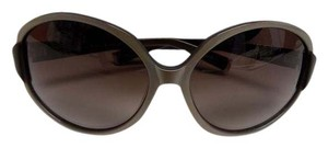 Oliver Peoples Oliver Peoples Brown Sunglasses With Case