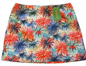 Lilly Pulitzer Mini Skirt Sparks Fly