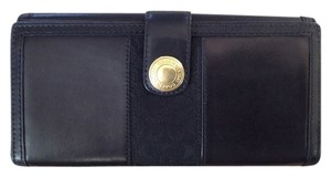 Coach Coach Black Leather Wallet
