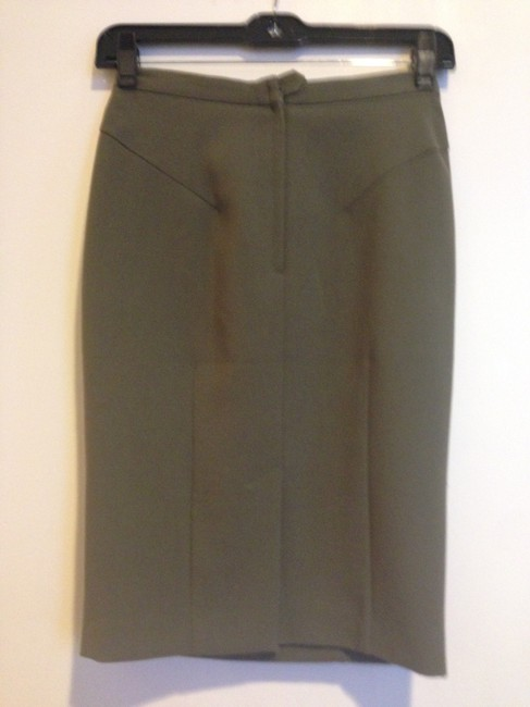 H&M Skirt Olive Green