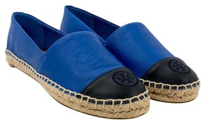 Tory Burch 51158649 Jelly Blue/Tory Navy Flats