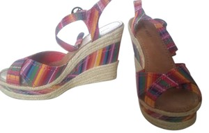 Nine West Multi Wedges