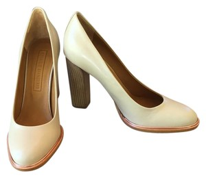 veronique branquinho cream/ neutral Pumps