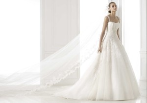 Pronovias Bilma Wedding Dress