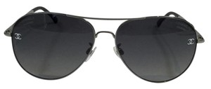 Chanel Chanel Aviator Sunglasses