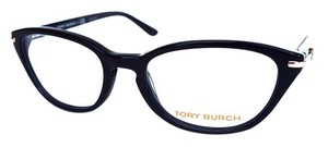 Tory Burch Tory Burch New Black Eyeglasses Optical Frame