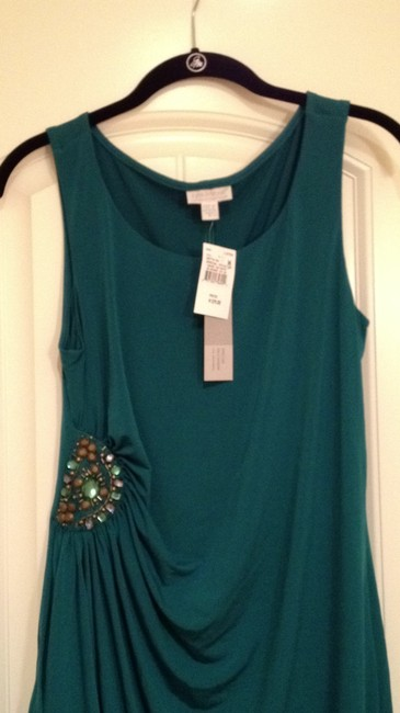 A Pea In The Pod Beautiful Green Cocktail Dress