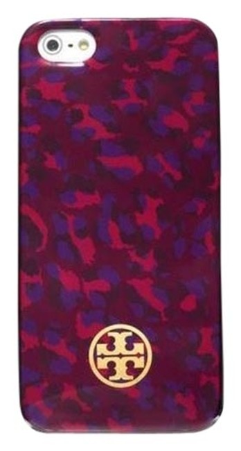 Item - Burgundy/ Red Panthra Soft Case For Iphone 5/5s Tech Accessory