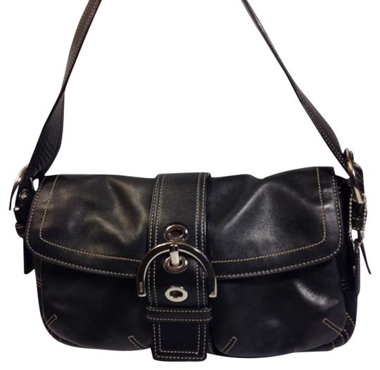 Preload https://img-static.tradesy.com/item/16046359/coach-9434-soho-buckle-shoulder-black-leather-hobo-bag-0-1-540-540.jpg