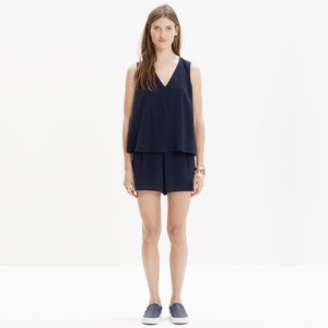 Madewell Breathable Backless Dress
