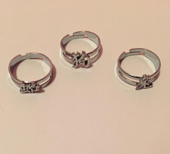 Other 7 Silver Rings