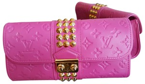 Louis Vuitton Limited Edition Fuchsia Clutch