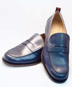 4e6022be316 Gucci Dior Chanel Givenchy Loafer Dark Blue Formal