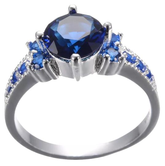 Preload https://img-static.tradesy.com/item/16047076/blue-and-silver-sapphire-sp-ring-0-1-540-540.jpg
