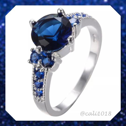 Other Blue Sapphire SP Ring Image 1