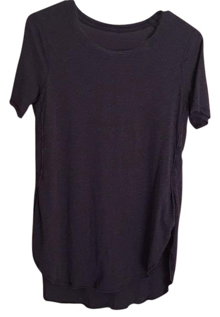Item - Heathered Gray Activewear Top Size 4 (S, 27)