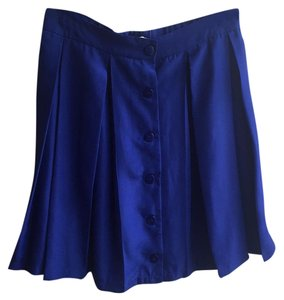 Bar III Skirt Blue