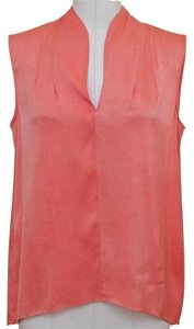Elie Tahari Top Peach