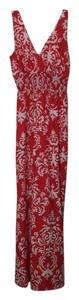 Bright Red Maxi Dress by Merona Maxi Summer
