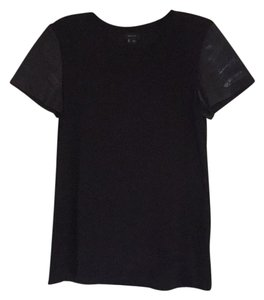 Theory T Shirt Blk