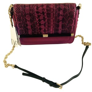 Diane von Furstenberg Dvf Snake Azalea Martini Cross Body Bag