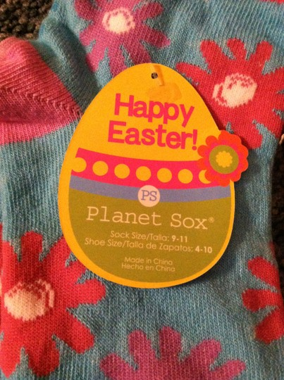 PS Planet Sox PS Brands, LLC Happy Easter! RN# 89888 PS-1168 Image 2